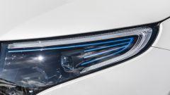Mercedes EQC 400: il fanale