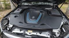 Mercedes EQC 400: il motore