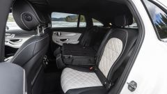 Mercedes EQC 400: la seduta posteriore