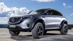 Mercedes EQC 4x4², SUV elettrico all'ennesima potenza - Immagine: 9
