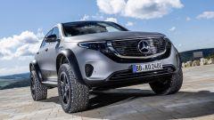 Mercedes EQC 4x4², SUV elettrico all'ennesima potenza - Immagine: 10
