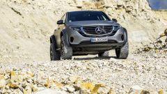 Mercedes EQC 4x4², SUV elettrico all'ennesima potenza - Immagine: 11
