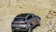 Mercedes EQC 4x4², SUV elettrico all'ennesima potenza - Immagine: 13
