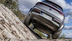Mercedes EQC 4x4²: il posteriore