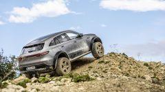 Mercedes EQC 4x4²: il SUV elettrico vuole fare il fuoristrada vero