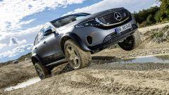 Mercedes EQC 4x4²: le doti fuoristradistiche