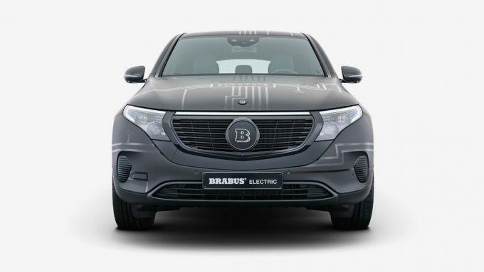 Mercedes EQC Brabus: il SUV elettrico elaborato