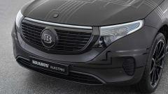 Mercedes EQC by Brabus: il frontale visto da vicino
