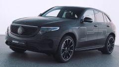 Mercedes EQC by Brabus: il primo SUV elettrico della Stella elabortato