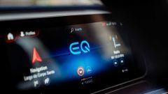 Mercedes EQC, infotainment
