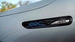Mercedes EQC, un dettaglio