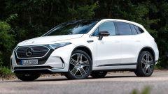 Mercedes EQE: ecco come potrebbe essere la versione definitiva del 2022