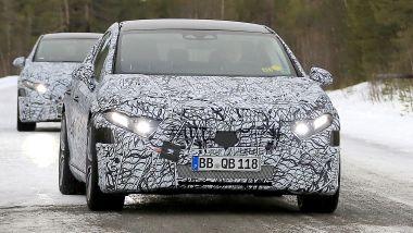 Mercedes EQS 2021: affiancherà la futura Classe S