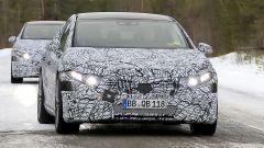 Mercedes EQS 2021: costruita su una piattaforma dedicata solo ai modelli elettrici