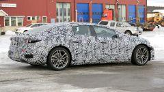 Mercedes EQS 2021: fari full LED anche dietro