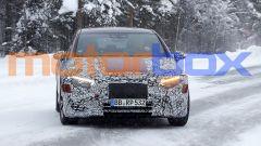 Mercedes EQS 2021: visuale anteriore