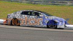 Mercedes EQS: due motori elettrici e trazione integrale permanente