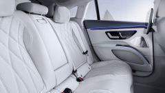 Mercedes EQS: i sedili posteriori della nuova EQS