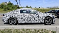 Mercedes EQS, prototipi a collaudo