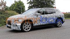 Mercedes EQS SUV: dati tecnici e foto del nuovo modello elettrico
