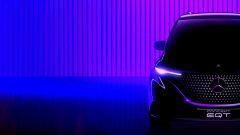 Mercedes EQT 2021, multispazio elettrica. Diretta streaming il 10 maggio