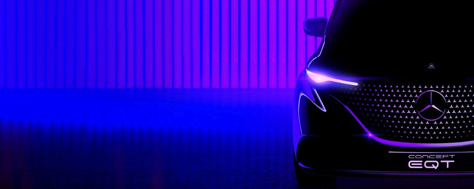 Mercedes EQT: la diretta streaming il 10 maggio
