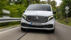 Mercedes EQV, chiamatela EQ VIP. Prova video dell'elettro-Classe V - Immagine: 4