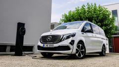 Mercedes EQV, chiamatela EQ VIP. Prova video dell'elettro-Classe V - Immagine: 7
