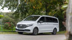 Mercedes EQV, chiamatela EQ VIP. Prova video dell'elettro-Classe V - Immagine: 8