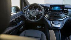 Mercedes EQV, chiamatela EQ VIP. Prova video dell'elettro-Classe V - Immagine: 9