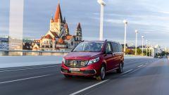 Mercedes EQV, chiamatela EQ VIP. Prova video dell'elettro-Classe V - Immagine: 12