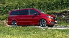 Mercedes EQV, chiamatela EQ VIP. Prova video dell'elettro-Classe V - Immagine: 13