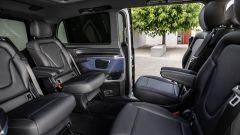 Mercedes EQV, chiamatela EQ VIP. Prova video dell'elettro-Classe V - Immagine: 14