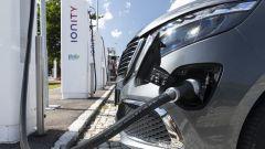 Mercedes EQV, chiamatela EQ VIP. Prova video dell'elettro-Classe V - Immagine: 16