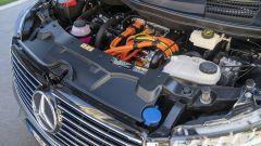 Mercedes EQV, chiamatela EQ VIP. Prova video dell'elettro-Classe V - Immagine: 17