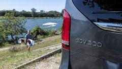 Mercedes EQV, chiamatela EQ VIP. Prova video dell'elettro-Classe V - Immagine: 19