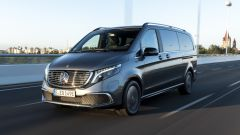 Mercedes EQV, chiamatela EQ VIP. Prova video dell'elettro-Classe V - Immagine: 20