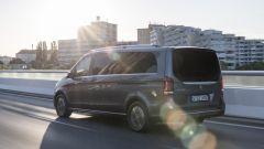 Mercedes EQV, chiamatela EQ VIP. Prova video dell'elettro-Classe V - Immagine: 21