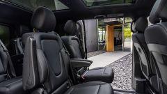 Mercedes EQV: con sedili in configurazione 2+2+3