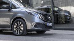Mercedes EQV: dettaglio frontale