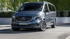 Mercedes EQV: frontale
