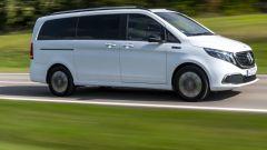 Mercedes EQV, il trasporto business sposa il full electric