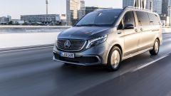 Mercedes EQV: il van di lusso full-electric