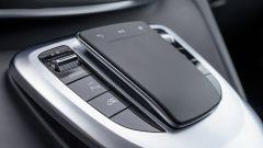 Mercedes EQV: piattaforma tattile per controllo del sistema infotelematico
