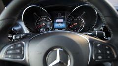 Mercedes EQV: quadro strumenti