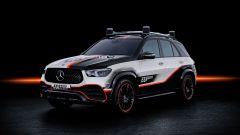 Mercedes ESV: nuove soluzioni per la sicurezza in auto