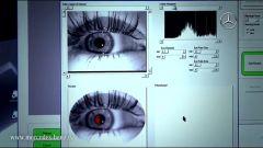 Mercedes Eye Tracking: anche l'occhio vuole la sua parte - Immagine: 10