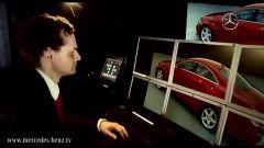 Mercedes Eye Tracking: anche l'occhio vuole la sua parte - Immagine: 18