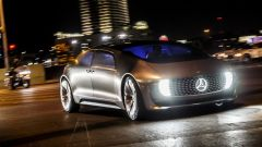 Mercedes F 015 Luxury in Motion - Immagine: 5