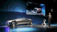 Mercedes F 015 Luxury in Motion - Immagine: 19